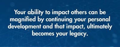 Pathway of Impact: Continuous Improvement Is Key
