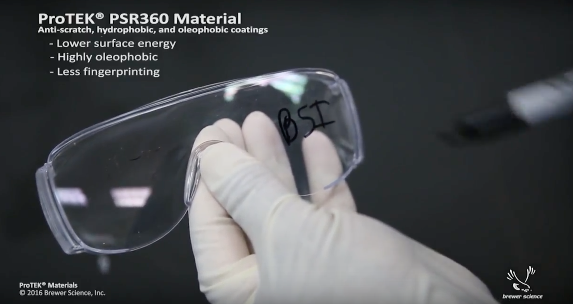 A new protective coating is a manufacturer's dream come true
