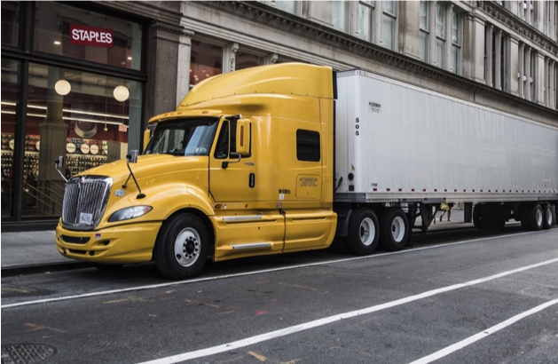 Solving the Truck Driver Shortage Through AI